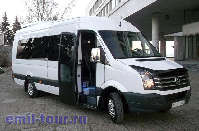 Автобус тура «Volkswagen